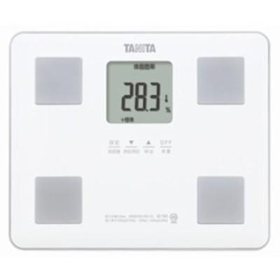 体重計 体脂肪計 内臓脂肪 タニタ デジタル 体組成計 ホワイト