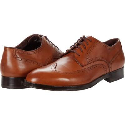 コールハーン Cole Haan メンズ シューズ・靴 ウイングチップ Dawson Grand 360 Wing Tip Oxford Wp British Tan
