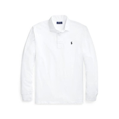 ポロシャツ アイコニック ラグビー シャツ