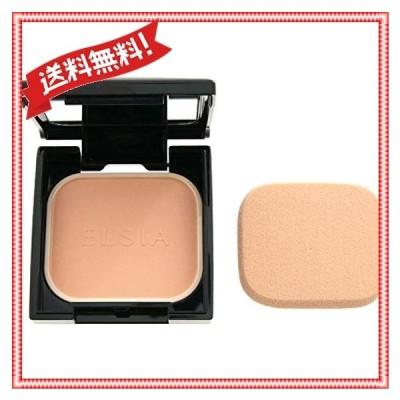 エルシア プラチナム 化粧のり良好 モイストファンデーション ピンクオークル 205 9.3g