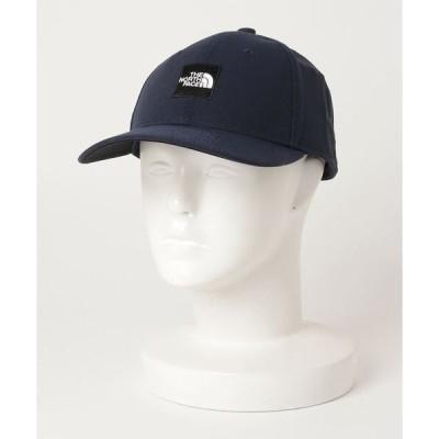 帽子 キャップ THE NORTH FACE SQUARE LOGO CAP / ザ・ノース・フェイス スクエア ロゴ キャップ