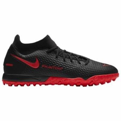 (取寄)ナイキ メンズ シューズ ファントム GT アカデミー DF tr Nike Men's Shoes Phantom GT Academy DF TF Black Chile Red Dark Smoke