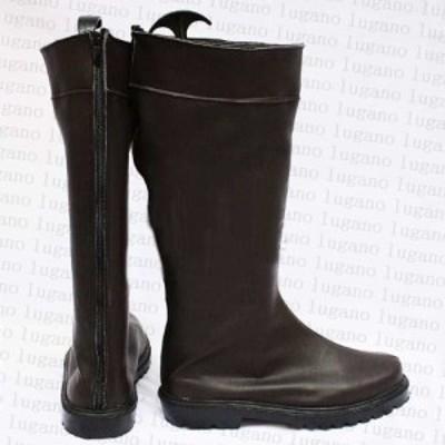 Axis Powers ヘタリア(APH)■デンマーク風  コスプレ専用靴 ブーツ ハロウィン
