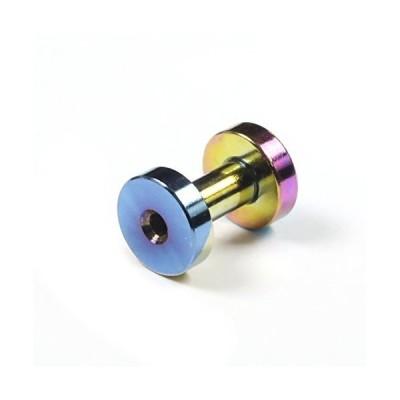 FT フレッシュトンネル レインボー/アナライズ加工 8GA(3mm) サージカルステンレス316L