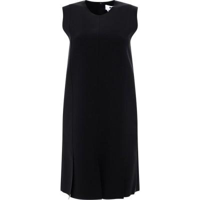 エムエスジーエム Msgm レディース ワンピース シフトドレス ノースリーブ ワンピース・ドレス Sleeveless Shift Dress Black
