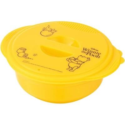 SKATER スケーター 電子レンジ調理用品 即席 ラーメンメーカー くまのプーさん Pooh honey ディズニー 1.2L UDR1N (母の日 プレゼント 入園入学 入園祝い)