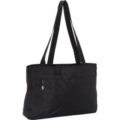 Derek Alexander  ファッション バッグ Derek Alexander EW Top Zip Tote - Black Day Travel Bag NEW