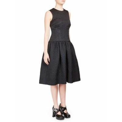 シモーネ ロシャ レディース ワンピース Sleeveless Solid Dress