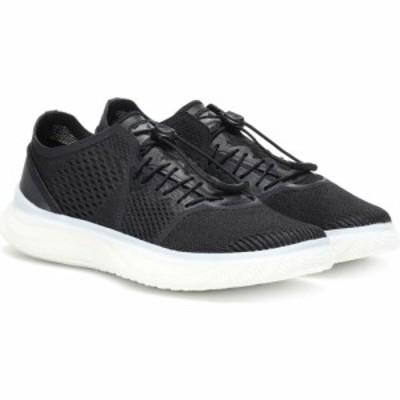 アディダス Adidas by Stella McCartney レディース スリッポン・フラット シューズ・靴 pureboost sneakers CBlack/CBlack/Dgsogr