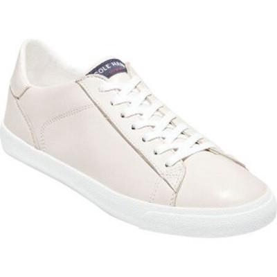 コールハーン Cole Haan レディース スニーカー シューズ・靴 Carrie Sneaker Optic White Leather