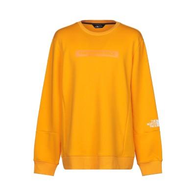 ザ・ノース・フェイス THE NORTH FACE スウェットシャツ オレンジ XL ポリエステル 77% / コットン 23% スウェットシャツ