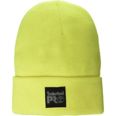 ティンバーランド Timberland PRO メンズ ニット ニットキャップ 帽子 Watch Cap Pro Yellow