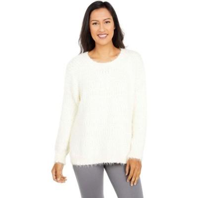 ピー ジェイ サルベージ P.J. Salvage レディース ニット・セーター トップス Dollie Dot Sweater Natural