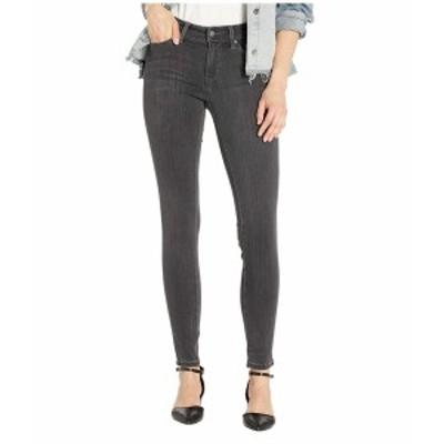 リバプール レディース デニムパンツ ボトムス Abby Skinny Jeans in Silky Soft Stretch Denim in Meteorite Wash Meteorite Wash