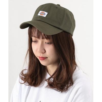 make a ray! / 【Dickies/ディッキーズ】 ブランドタグロゴ ローキャップ/ CAP/ 帽子 MEN 帽子 > キャップ