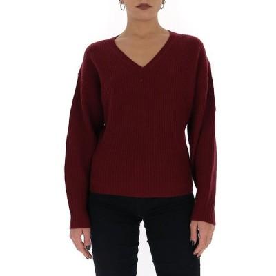 セオリー レディース ニット&セーター アウター Theory V-Neck Knit Sweater -