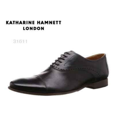 キャサリンハムネット KATHARINE HAMNETT 靴 本革 ビジネスシューズ  31611 ラウンドトゥ ストレートチップ