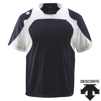 ◆◆○送料無料 メール便発送 <デサント> DESCENTE 立衿シャツ (SNSW) DB115-SNSW