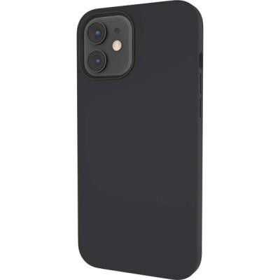 【MagEasy】 iPhone12 mini 対応 ケース MagSafe対応 マグネット リング 内蔵 カバー リキッド シリコン 携帯ケース 耐