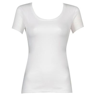 夏の快適Tシャツ トップス(2分袖)