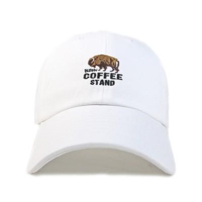 SETUP7 / 【Well-Tailored】BISON LOW CAP/ロゴローキャップ WL-2113 MEN 帽子 > キャップ