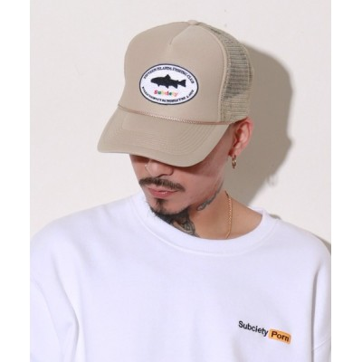 Subciety / FISHER CAP MEN 帽子 > キャップ