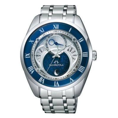 シチズン カンパノラ 腕時計 BU0020-54A エコドライブ 紺瑠璃 こんるり CITIZEN CAMAPANOLA Eco-Drive