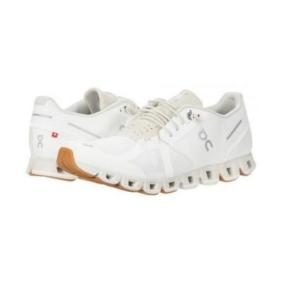 On オン レディース 女性用 シューズ 靴 スニーカー 運動靴 Cloud 2.0 - White/Sand