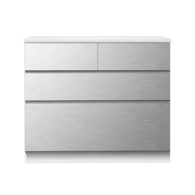 Liam/リアム キッチンカウンター チェスト 幅100cm 高さ85cm ホワイト