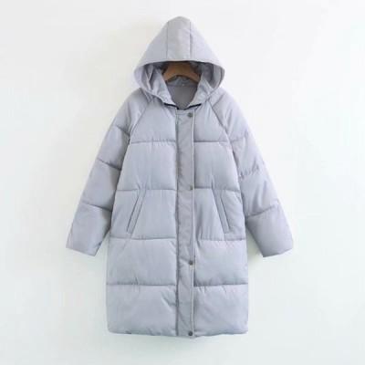 ダウンコート レディース ダウン綿コート TKLKSDY29834 Aライン 軽い ダウンジャケット 大きいサイズ レディース 中綿コート 上品 2018