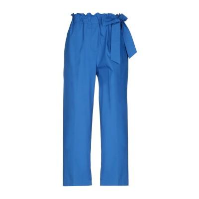 テッサ .TESSA パンツ ブルー 40 コットン 100% パンツ