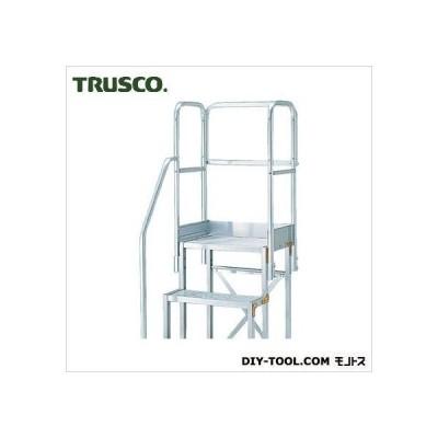 トラスコ(TRUSCO) 作業台用階段片手すり天場三方TSF-369・4612用 TSF-TE6