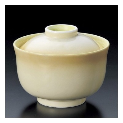黄彩円菓子碗 和食器 蓋向・円菓子碗 業務用