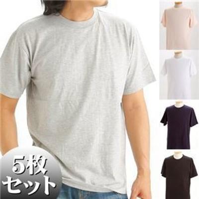 ds-198318 5枚セットTシャツ 5色セット XSサイズ (ds198318)