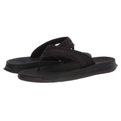 クイックシルバー Quiksilver メンズ サンダル シューズ・靴 Coastal Excursion Travel Sandals Black/Black/Brown