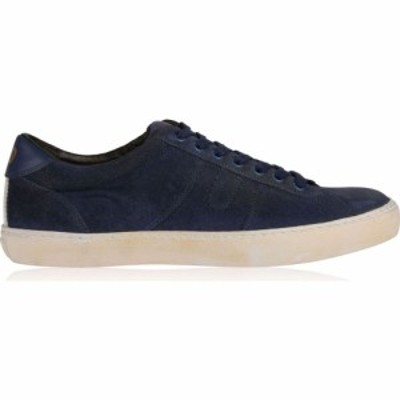PANTOFOLA D ORO メンズ スニーカー ローカット シューズ・靴 Open Low Top Trainers NAVY