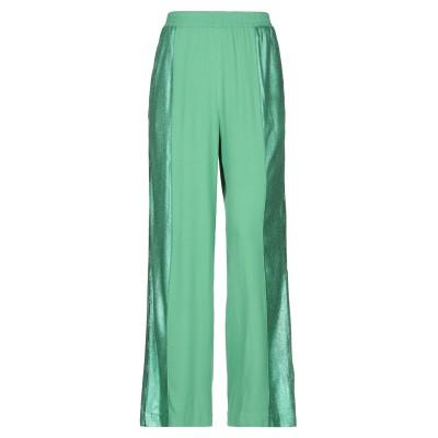 ヌード NUDE パンツ グリーン 40 レーヨン 100% パンツ