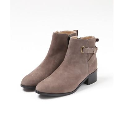 ABAHOUSE PICHE / アンクルベルトショートブーツ WOMEN シューズ > ブーツ