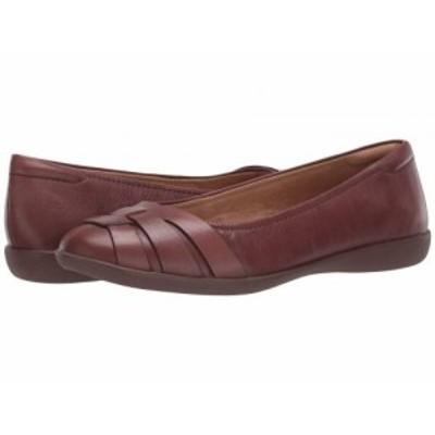 Naturalizer ナチュラライザー レディース 女性用 シューズ 靴 フラット Freeport Cinnamon Leather【送料無料】