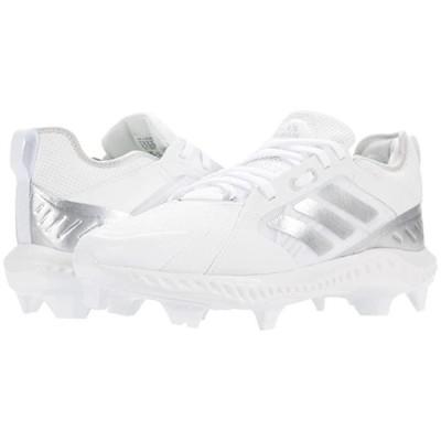 アディダス PureHustle TPU レディース スニーカー Footwear White/Silver Metallic/Grey One