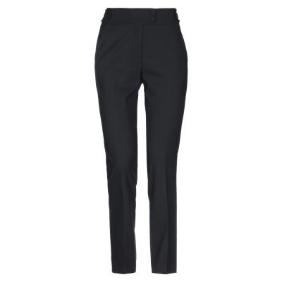 SLOWEAR パンツ ブラック 38 バージンウール 98% / ポリウレタン 2% パンツ