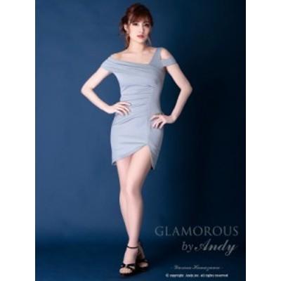 GLAMOROUS ドレス GMS-V524 ワンピース ミニドレス Andyドレス グラマラスドレス クラブ キャバ ドレス パーティードレス