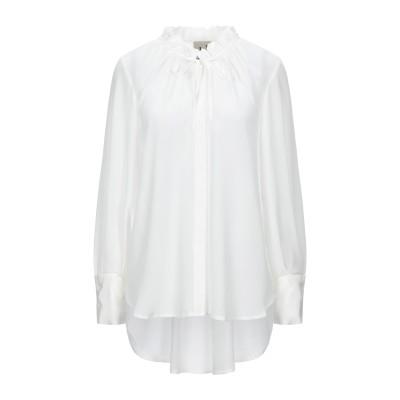 ロートレ ショーズ L' AUTRE CHOSE シャツ ホワイト 40 シルク 100% シャツ