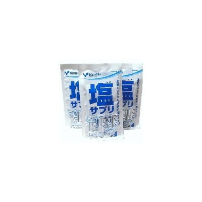 Kentai 塩サプリ 3.3gx10包 x 3袋