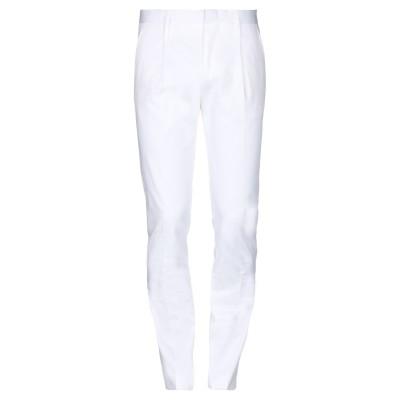 アントレ アミ ENTRE AMIS パンツ ホワイト 33 コットン 100% パンツ