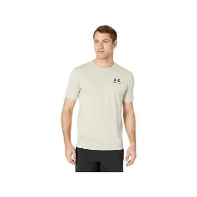 (取寄)アンダーアーマー メンズ スポーツスタイル レフト チェスト ショート スリーブ Under Armour Men's Sportstyle Left Chest Short Sleeve Khaki Base
