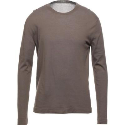 オリジナル ヴィンテージ スタイル ORIGINAL VINTAGE STYLE メンズ ニット・セーター トップス sweater Dark brown