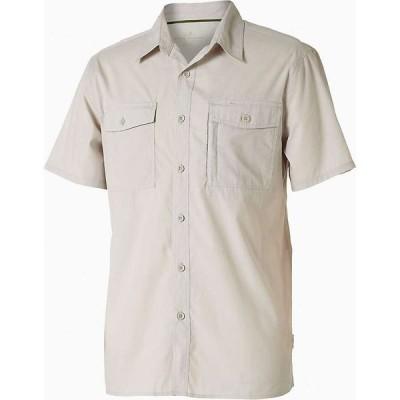 ロイヤルロビンズ Royal Robbins メンズ 半袖シャツ トップス Vista Chill SS Shirt Soapstone