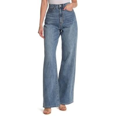 ウィ ウォー ワット レディース デニムパンツ ボトムス High Rise Wide Leg Jeans FOAM