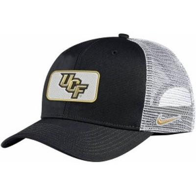 ナイキ メンズ 帽子 アクセサリー Nike Men's UCF Knights Classic99 Trucker Black Hat